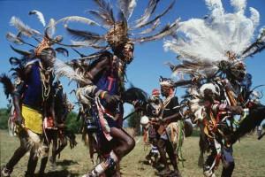 Культурный фестиваль в Кении