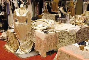 Первая выставка винтажной одежды пройдет в итальянской провинции Тоскана