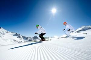 Подготовка к открытию горнолыжного сезона на шведском курорте Оре