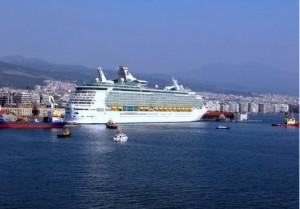 Развитие круизного туризма в Салониках