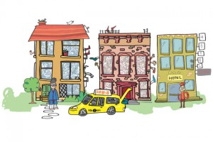 Рост популярности сервиса по аренде жилья Airbnb