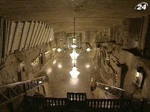 Соляная шахта под Краковом предлагает новый экскурсионный тур