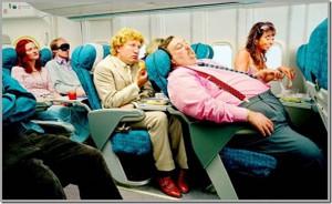 Экипажи самолетов разных авиакомпаний выявили признаки идеального пассажира