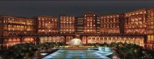 Красивый отель откроется в конце года в городе Абу-Даби