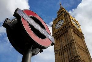 Лондонский метрополитен празднует свое 150-летие
