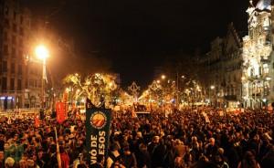 Массовые беспорядки в Португалии и Испании