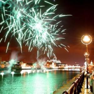 Новый год в Ирландии