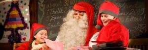 Скоро Санта – Клаус откроет свою резиденцию для посещения