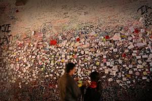 Туристам запретят оставлять под балконом Джульетты в Вероне любовные послания