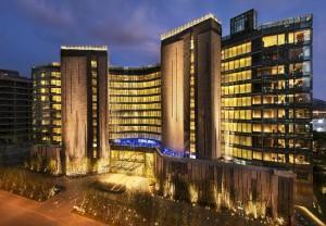 В центре Шанхая открылся новый отель