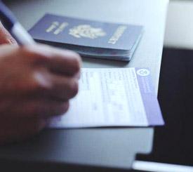 Для некоторых российских граждан теперь будет ужесточен порядок выдачи виз Консульствами Польши и Литвы