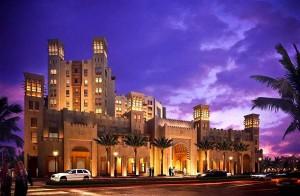 Новый фешенебельный отель открылся в Аджмане