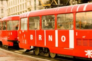 Специальные трамваи запустят в Брно к новогодним праздникам