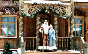 В Беловежской Пуще открыт новый маршрут в резиденцию Деда Мороза