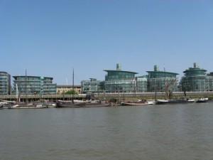 В Лондоне планируют построить плавучий аэропорт