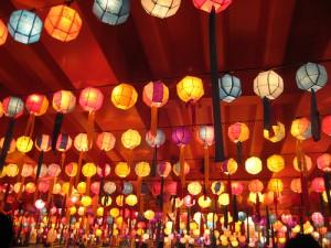 В Сеуле начинается фестиваль света