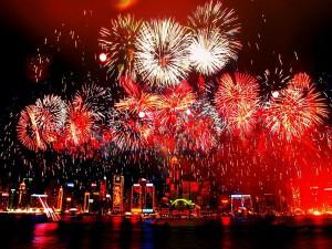 В бразильском городе Рио-де-Жанейро идет подготовка к грандиозной встрече Нового 2013 года