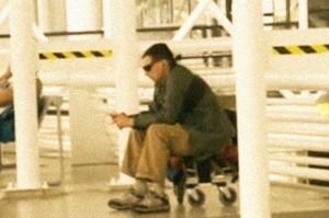 Испанский гражданин уже два месяца живет в международном чилийском аэропорту