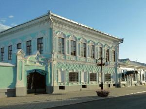 Необычная акция  музея-заповедника в Елабугах