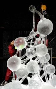 Необычный фестиваль ледяных скульптур пройдет в Иерусалиме