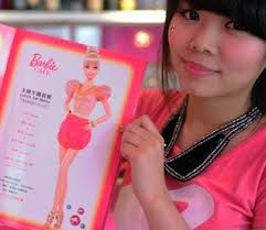 Ресторан, посвященный популярной кукле Барби, появился на Тайване