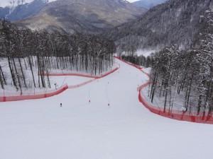 Российский горнолыжный курорт в Сочи скоро будет закрыт на два месяца