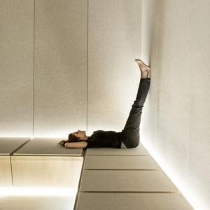 В известном Лондонском Универмаге открыта комната отдыха