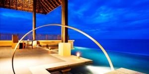Новый роскошный отель открылся в Тайланде