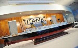 В 2016 году состоится первый рейс точной копии «Титаника»