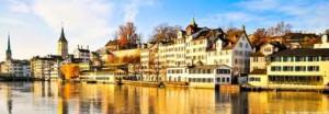 В Цюрихе появилась карта туриста