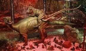 В Дубае открывается уникальная выставка динозавров