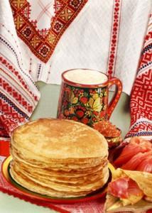 Ярославль приглашает всех желающих на празднование масленицы