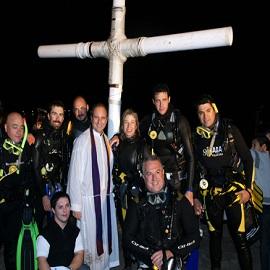 Подводное пасхальное шествие пройдет в аргентинском городе