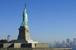 Статую Свободы скоро откроют для посетителей