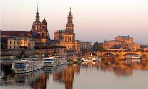 В Дрездене проводятся экскурсии на русском языке