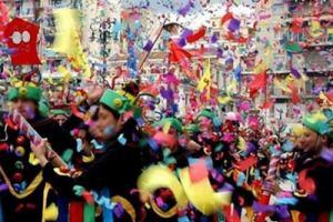 В Греции заканчивается очередной сезон карнавалов