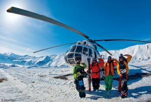 В Грузии пройдет фестиваль для сноубордистов