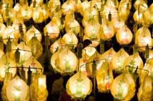 В Сеуле скоро пройдет традиционный фестиваль лотосовых фонарей
