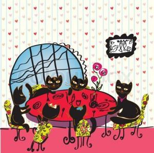 В Великобритании откроется кафе для котов