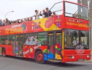В испанском городе Кордоба появились двухэтажные экскурсионные автобусы