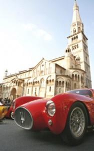 В итальянской Модене состоится парад ретро автомобилей