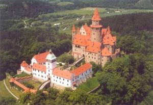 Замки Чехии открылись для посещения туристами