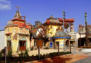 13 апреля в Италии открывается парк развлечений