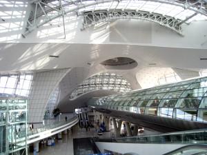 Лучшим аэропортом мира признан аэропорт в городе – государстве Сингапуре