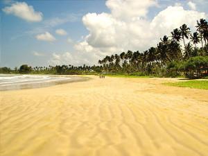На побережье Шри Ланки открывается новый отель