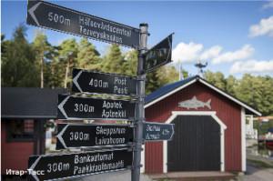 На российско-финской границе будет упрощена система  пограничного контроля