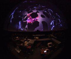 На тайском курорте Пхукет открылся панорамный планетарий