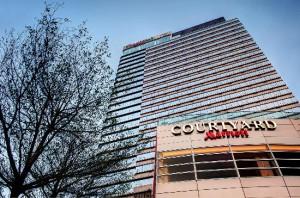 Отель известного гостиничного бренда «Courtyard by Marriott» открылся в Гонконге
