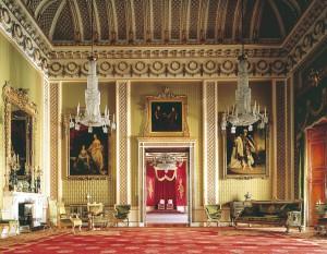 Туристы могут провести ночь в Букингемском Дворце