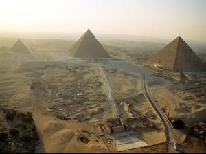 В Египте найден порт знаменитого фараона Хеопса